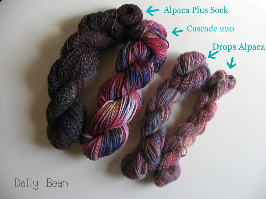 Dyed in the Dark Road Trip Yarns